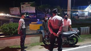 Patroli Premanisme Satsamapta Polres Lingga