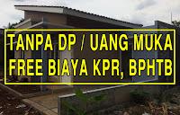 jual rumah murah cibinong tanpa dp uang muka