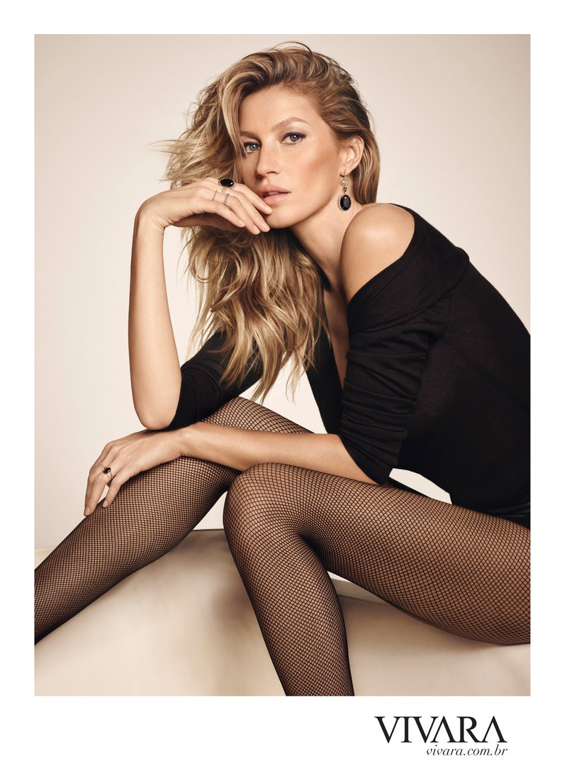 My Little Fashion Blog Gisele Bundchen For Vivara Fall