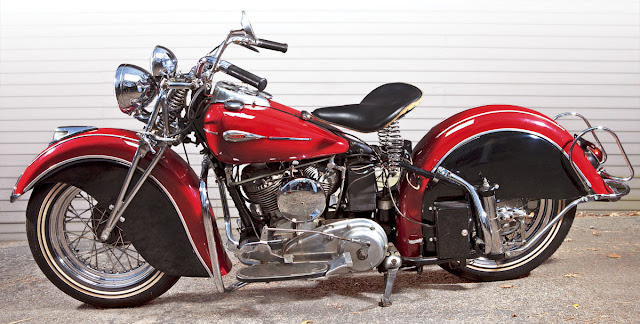 Indian Sport Scout Specification