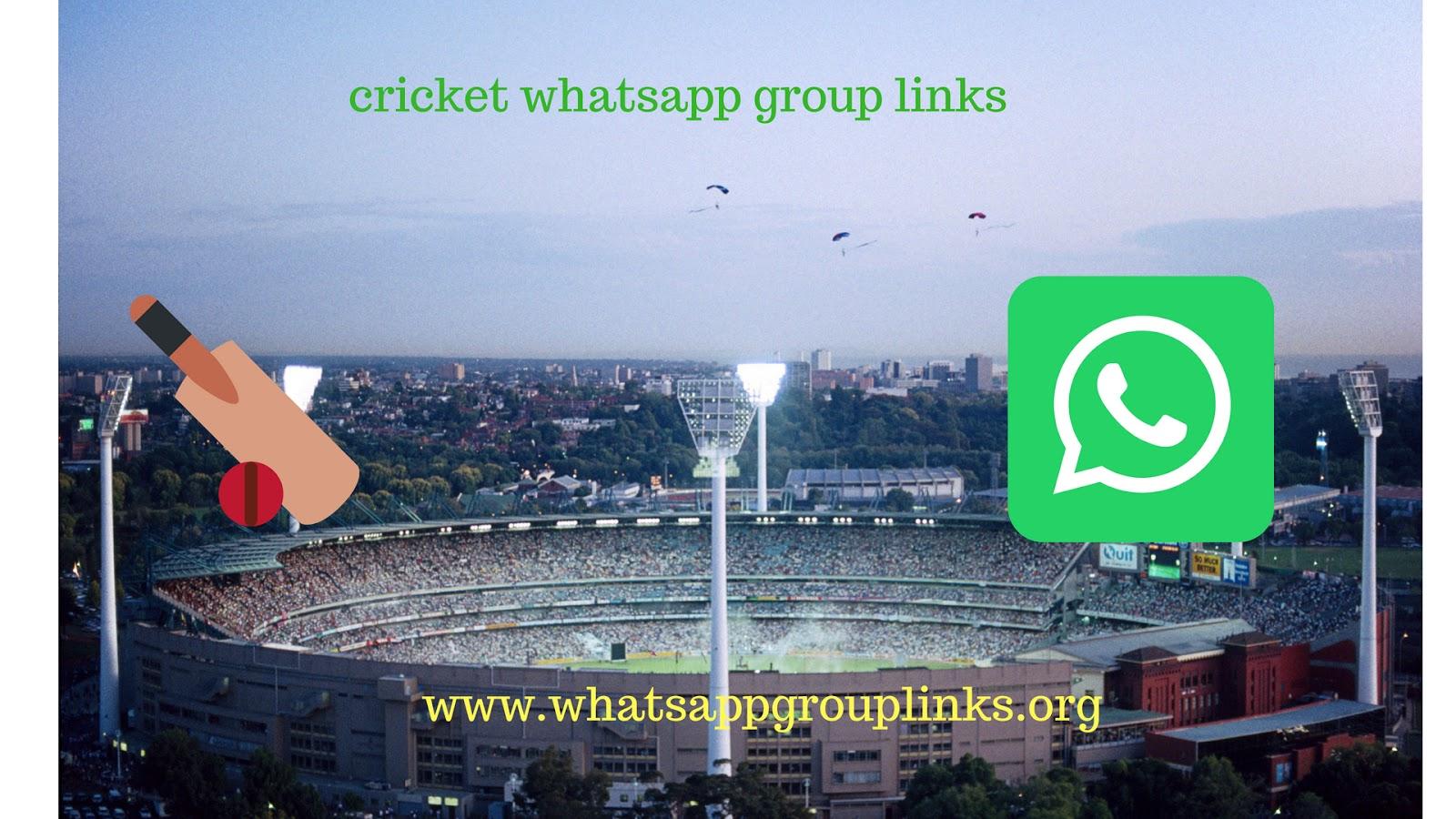join cricket tips whatsapp group links list - Whatsapp Group