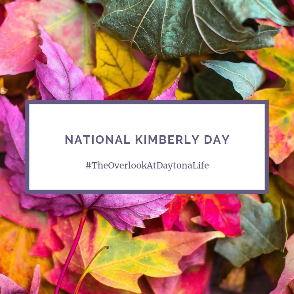 National Kimberly Day Wishes