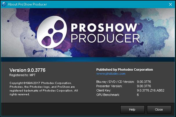 full crack proshow producer 9.0