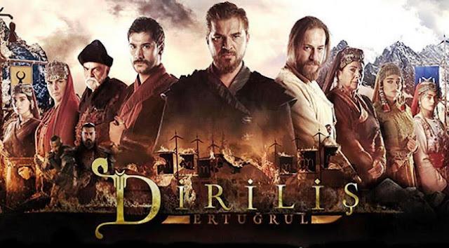 Para Pemain dan Karakter dalam Film Dirilis Ertugrul (Kebangkitan Ertugrul) Diriliş Ertuğrul Film Turki