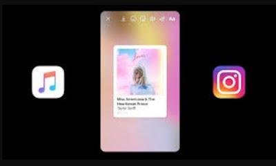 Cara Membagikan Lagu Apple Music ke Instagram Story