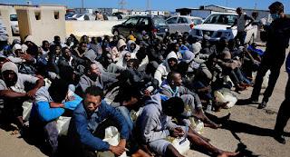 παράνομη μετανάστευση