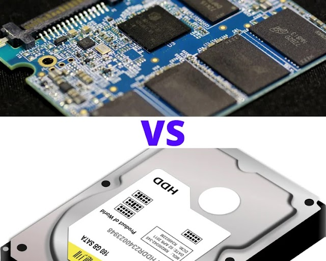 What is the difference between SSD and HDD in hindi?