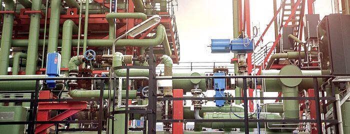 Sistema de control de flujo en tuberías