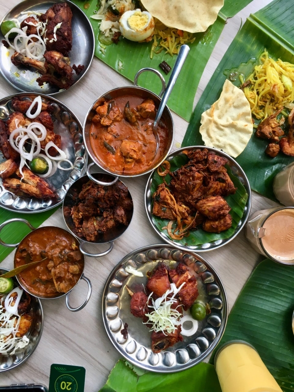 Malaysian food, Rawlins Eats, Best Restaurant in Kuala Lumpur, Rawlins GLAM, Rawlins Lifestyle, melting pot of flavours in KL, Foodpanda