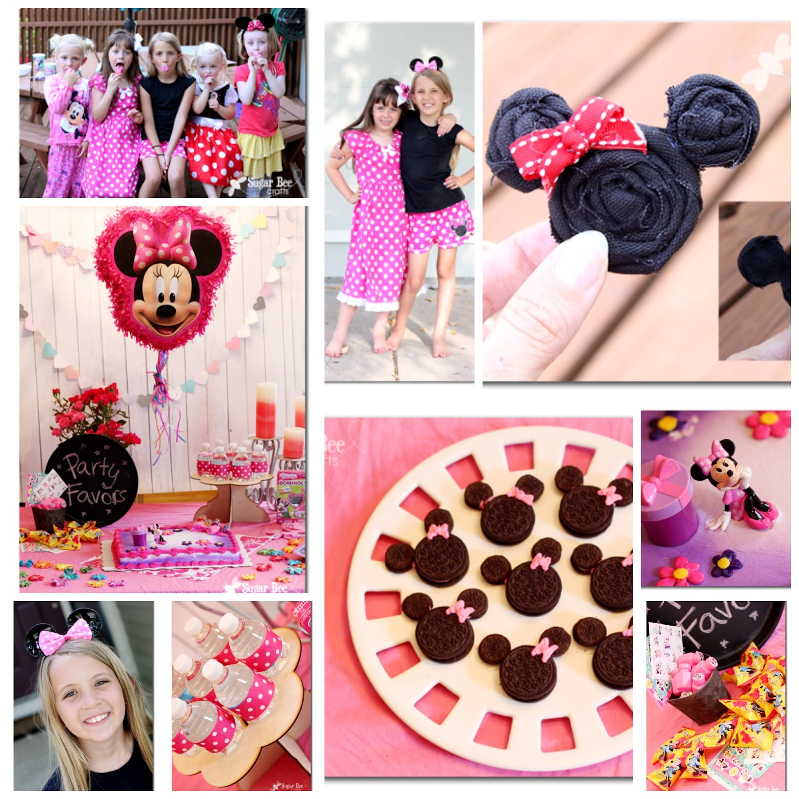Birthday Pinterest Cupcake Stands Minnie Mouse And Mice Bow Tique Party Unique