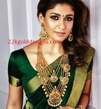 Nayanthara in Recent GRT Jewellery Ad