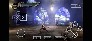 God of war 2 ppsspp only Android