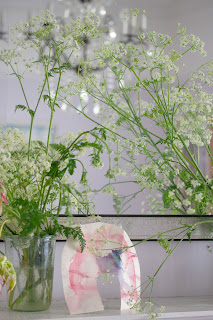 Cow Parsley and Rainbows, a look back at lockdown