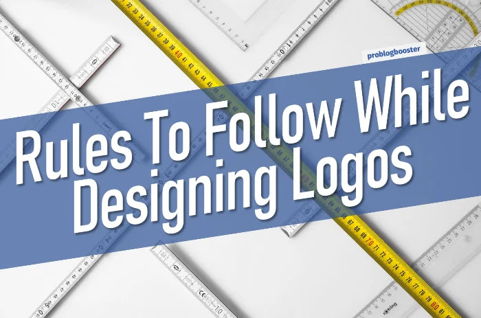 Rules To Follow While Designing Logos