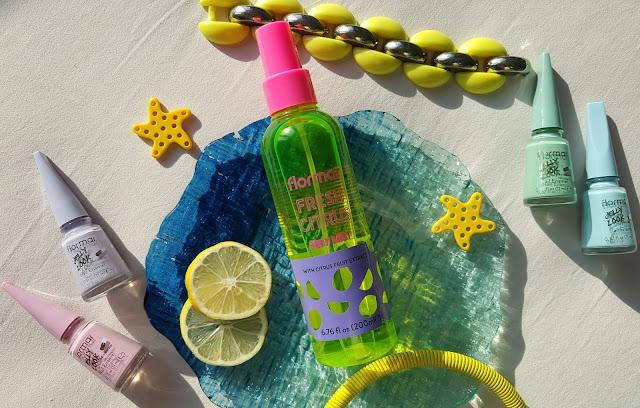 Flormar Fresh Citrus Body Mist   Limon Kokulu Vücut Spreyi
