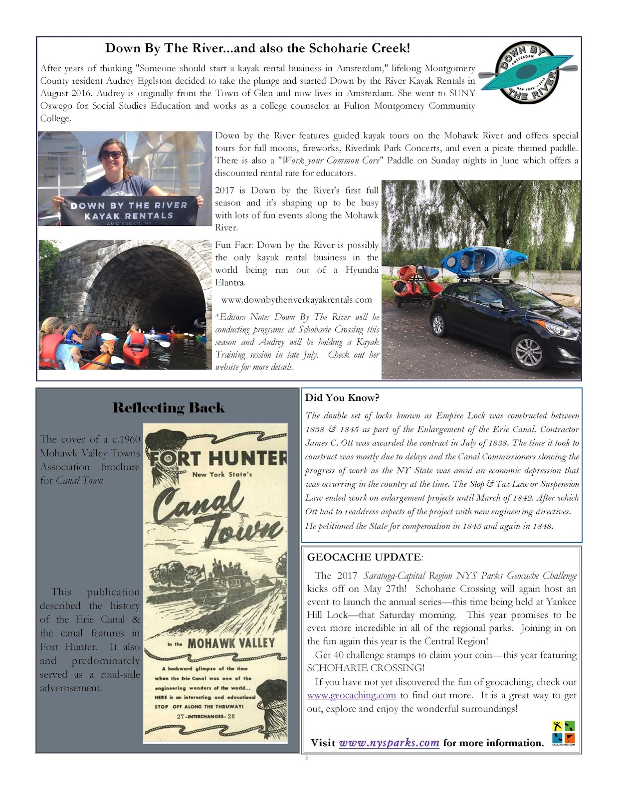Friends of schoharie crossing spring 2017 newsletter click image to view larger sciox Images