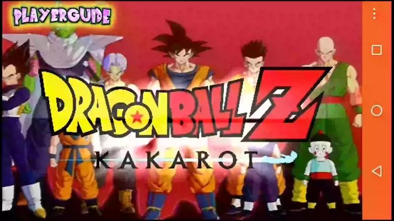 Dragon Ball Kakarot APK Tap Battle mod Download
