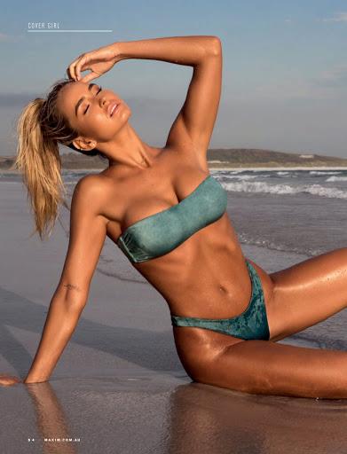 Madison Edwards hot model photo shoot in swimsuit