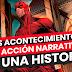 Los Acontecimientos, la acción narrativa en una historia - Capítulo 2
