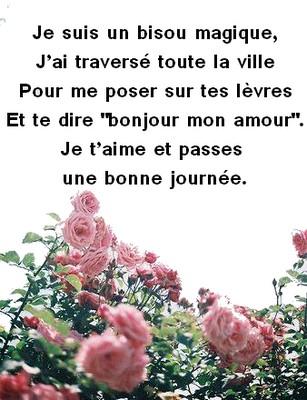 Sms De Bonjour Messages D Amour
