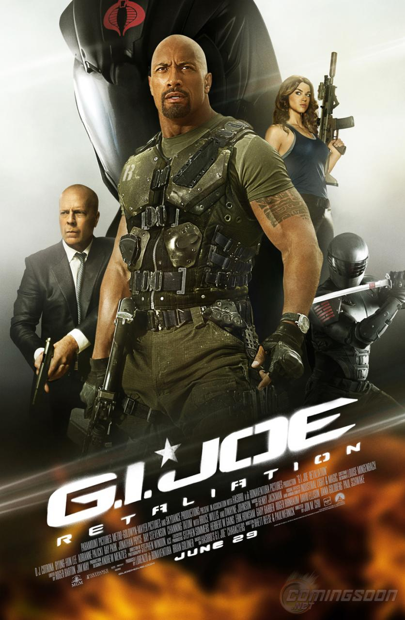 Gi Joe Retaliation