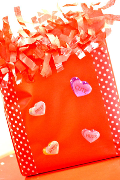 love letter box, craft for valentines day, class valentines