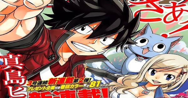 Eden's Zero manga
