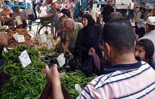 أسعار الخضراوات في أسواق دمشق