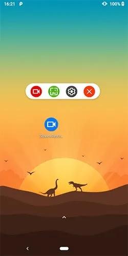 أفضل مسجل شاشة تطبيقات Android لتسجيل الشاشة بدون إعلانات