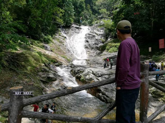 Air Terjun Lata Iskandar