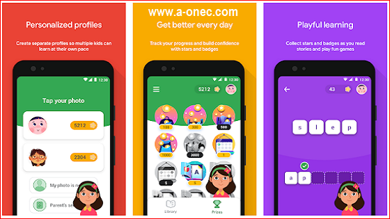 read along app - تحميل تطبيق - goole
