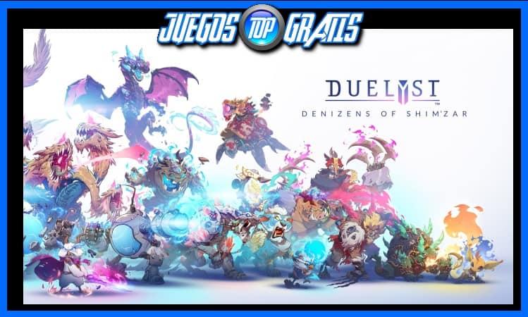 Descargar juego Duelyst