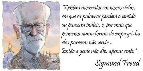 Frases De Freud Psicologia: Reino Das Palavras: Livro Da Psicologia: Sigmund Freud