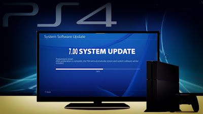 Playstation 4 System Software Update 7.00