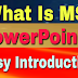 What is PowerPoint 2007? | PowerPoint Presentation 2007