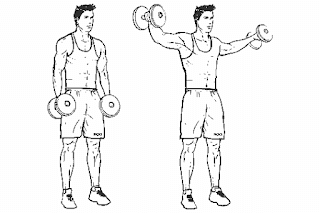 5. Dumbbell Lateral Raise