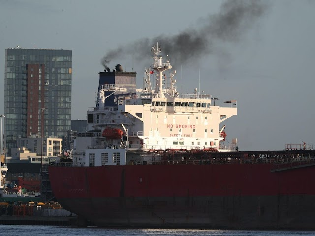Nigerians Discovered; Arrested On Oil Tanker Heading To UK