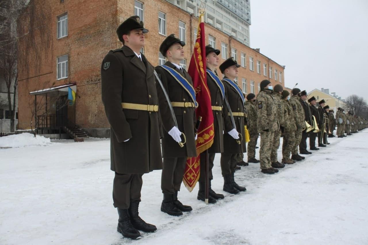 Луньов представив нового командира 101-ї бригади