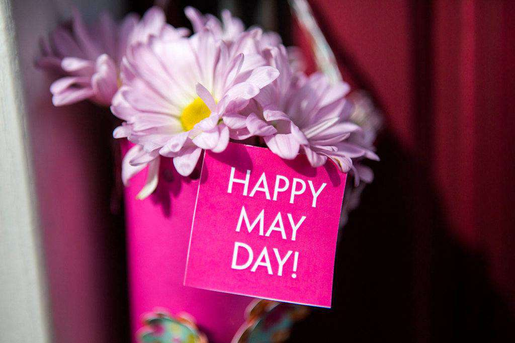 May Day Wishes Photos