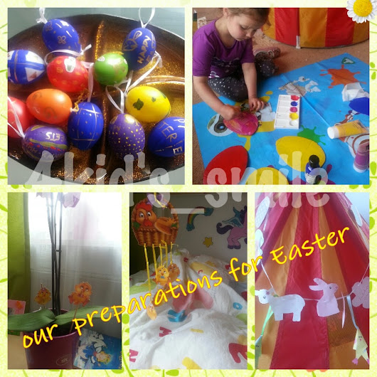 Easter preparations