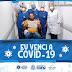 MAIS TRÊS PACIENTES RECEBEM ALTA DA UTI COVID-19 DO HOSPITAL DOM ANTÔNIO MONTEIRO
