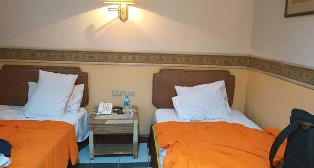 fasilitas di kurnia perdana hotel bandar lampung