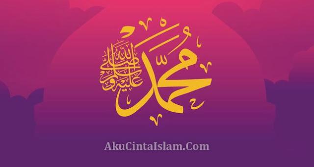 Perhatikan, Begini Cara Bersisir Nabi Muhammad
