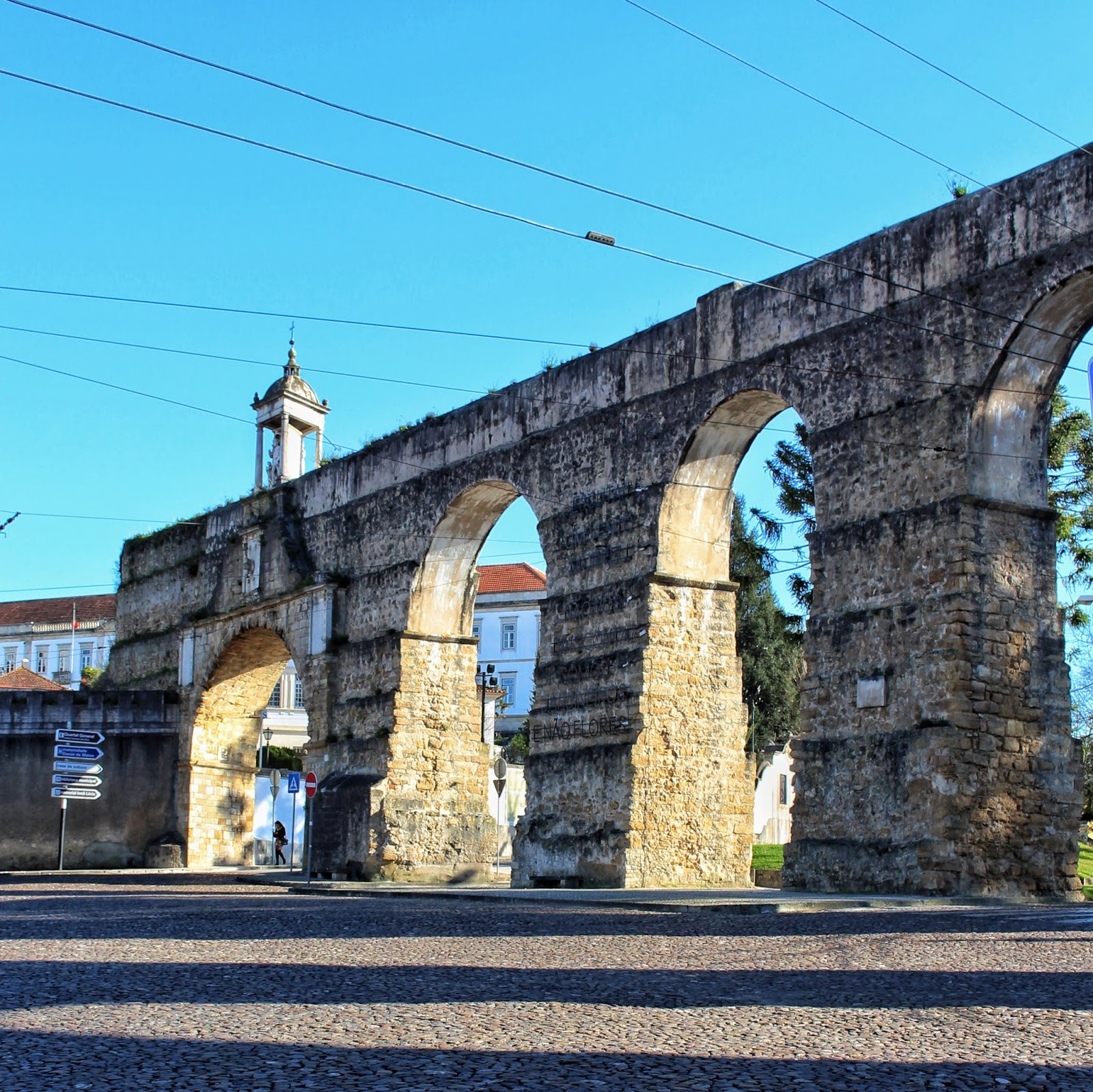 Aqueduto de São Sebastião, Coimbra