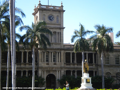 Hawaii Supreme Court building