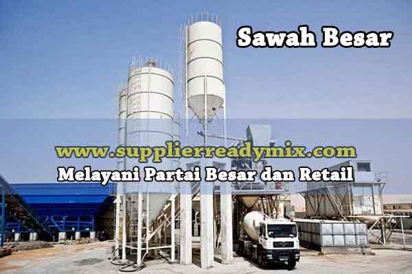Harga Beton Jayamix Sawah Besar