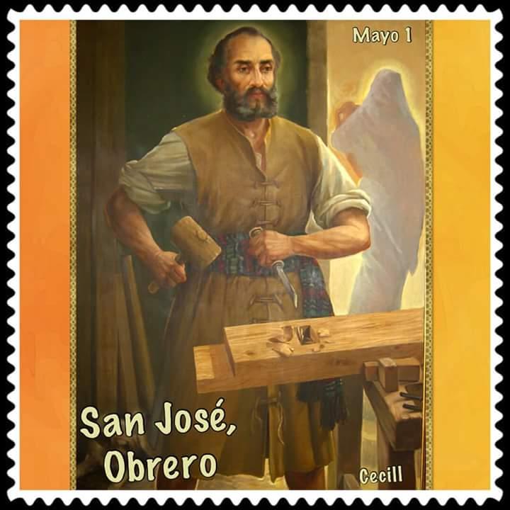 Resultado de imagen para Recursos catequésis San José Obrero- 1 de Mayo