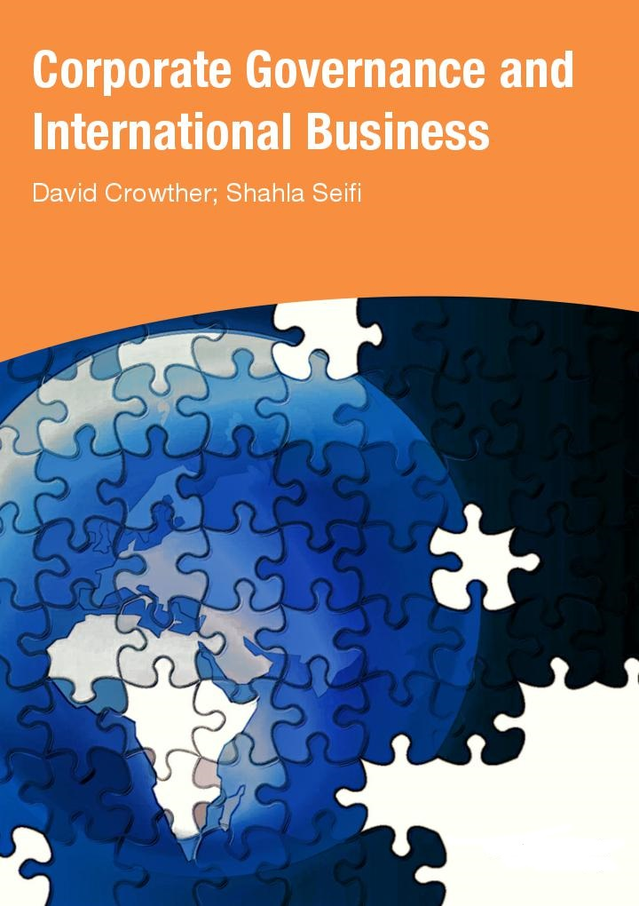 corporate governance an international review