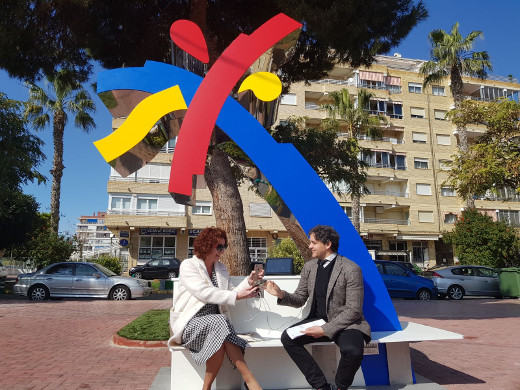 Colomer recalca la apuesta por mejorar la calidad de los destinos turísticos de la Comunitat para reforzar su competitividad