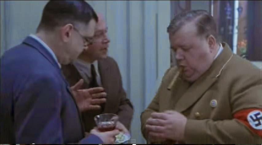 La solución final - Conspiracy - el fancine - el troblogdita - ÁlvaroGP - Cine Bélico